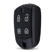 Controle Remoto PXN62 Para Alarme Positron Exact FX PX TX 300 330 360 DuoBlock