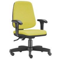 Cadeira Giratória Job Diretor Executiva Suede - Lyam Decor