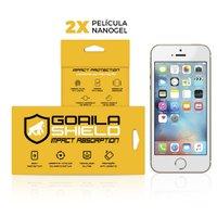 Película Nano Gel Dupla para iPhone 5, 5S e SE - Gorila Shield