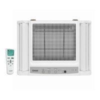 Ar-Condicionado Janela 7500 BTUs/h Consul Frio Eletrônico com Filtro Antipoeira