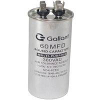 Capacitor CBB65 Gallant 60MF +-5% 380 VAC GCP60S00A-IX380