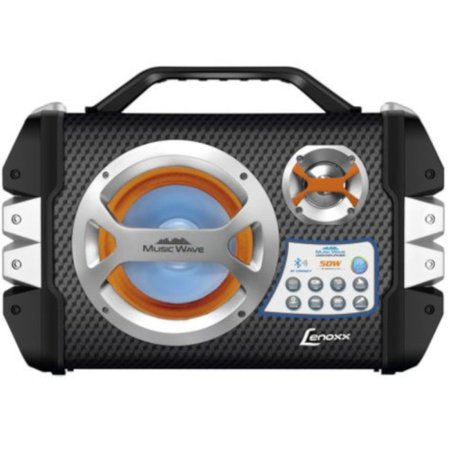 Caixa Amplificada Music Wave Lenoxx CA303