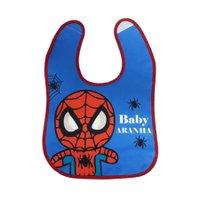 Babador Impermeável Baby Aranha - Xandico