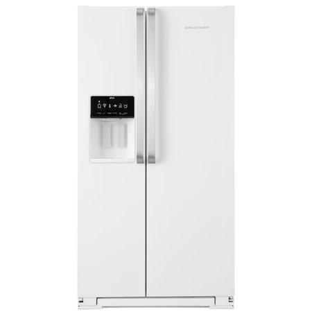 Geladeira Brastemp Frost Free Side by Side 560 litros com Dispenser de Água e Gelo