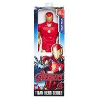 Homem De Ferro Vingadores Titan Hero C0756 - Hasbro