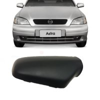 Capa do Espelho Retrovisor Chevrolet Astra (1998 em Diante) Direito Preto