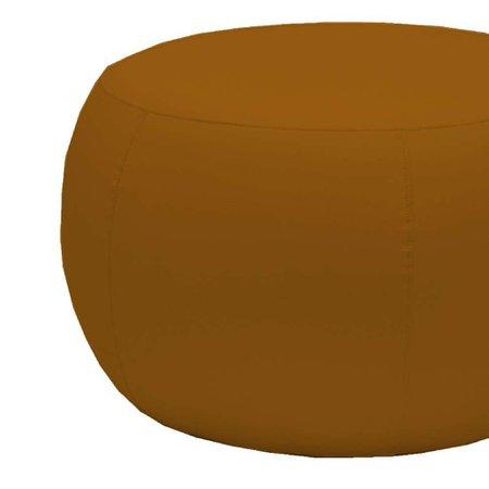 Kit 02 Puffs Banqueta Decorativa Para Sala de Estar Golf 70 cm Corano - Lyam Decor