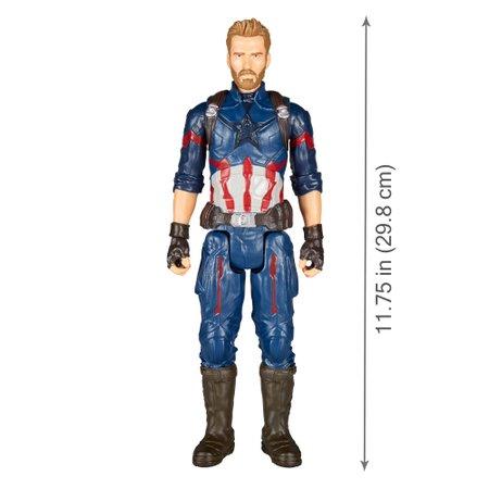 Capitão América Os Vingadores Guerra Infinita E0607 - Hasbro