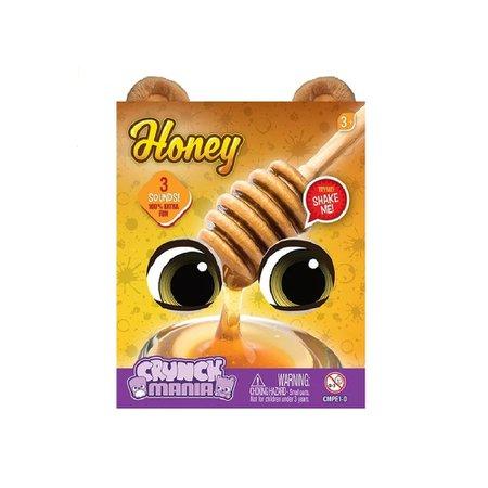 Pelúcia Crunch Mania Berpy 8008-0BERPY - FUN