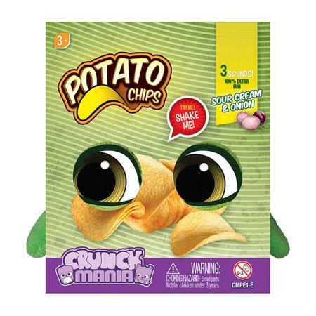 Pelúcia Crunch Mania Yummy 8008-0YUMMY - FUN