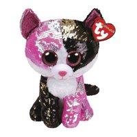 Pelúcia Beanie Boo's Malibu Gato Pequeno- DTC