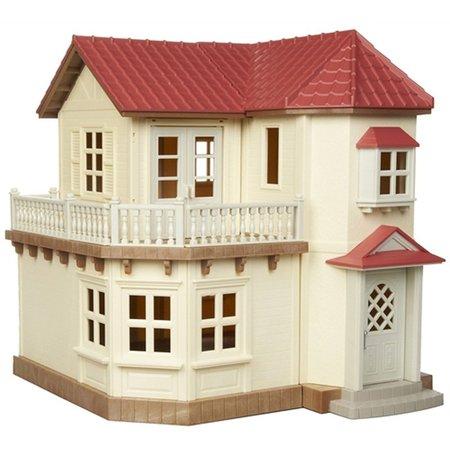 Sylvanian Families - Casa da Cidade com Luzes - EPOCH
