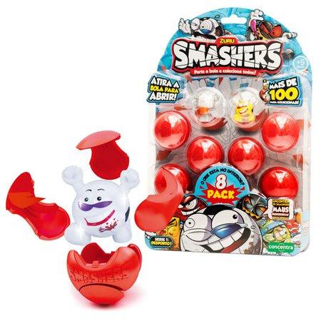Boneco Smasher 8 Surpresas - Candide