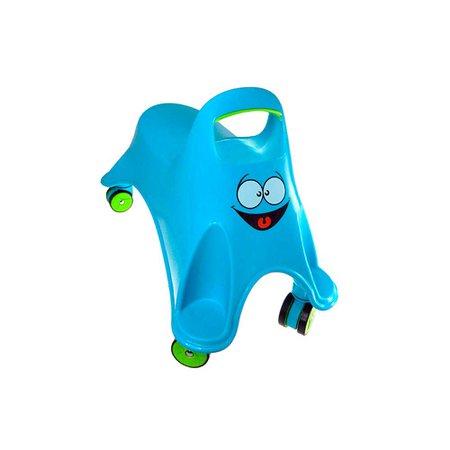 Andador Meus Primeiros Passos Azul Googlie - Astro Toys