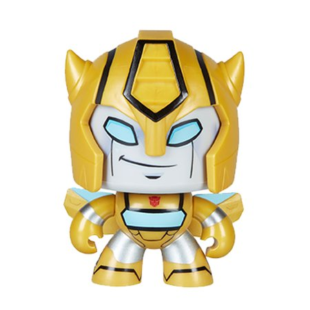 Boneco Mighty Muggs Transformers Bumblebee - Hasbro
