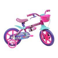 Bicicleta Aro 12 Minnie - Caloi