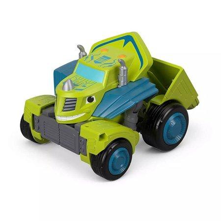 Fisher Price Blaze and The Monster Machines Zeg Corredores Robôs - Mattel