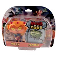 Hero Eggs Duble Blister Rid-ly e Frankie - Candide