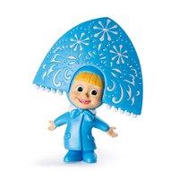 Mini Figura Básica Masha e o Urso Masha Azul - Sunny