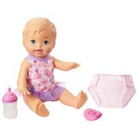 Boneca Little Mommy Faz Xixi - Mattel