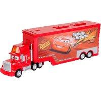 Carros Conjuntos Transporte Grande Mack Hauler - Mattel