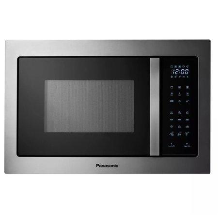 Micro-ondas de Embutir Panasonic 28 Litros Inox 220V NN-GB68HSRUK