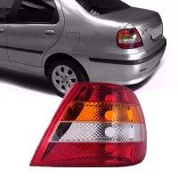 Lanterna Traseira Fiat Siena 2001 a 2003 Lado Esquerdo