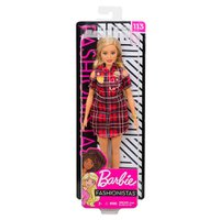 Barbie Fashionistas Blonde Hair - Mattel