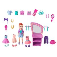Polly Pocket Estúdio Fabuloso - Mattel