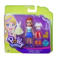 Polly Pocket Viagem de Modas Bon Voyage - Mattel