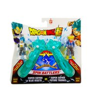 Kit de Batalha Dragon Ball Super Blue Vegeta - Fun Divirta-se