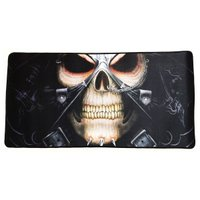 Mouse Pad Gamer 700x350x3 mm Base Antiderrapante Esqueleto Exbom MP-7035C