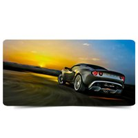 Mouse Pad Gamer 700x350x3 mm Bordas Costuradas e Base Antiderrapante Exbom MP-7035C