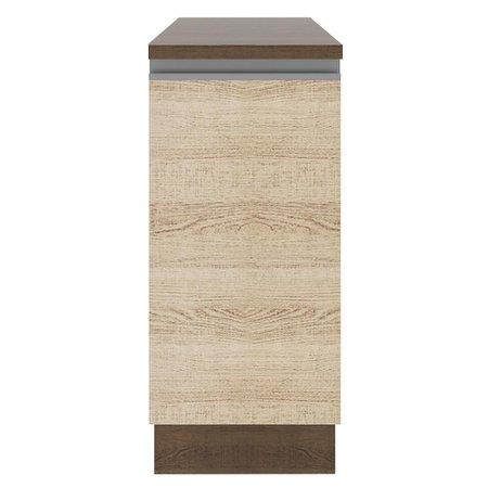Balcão Madesa Glamy 35 cm 1 Porta