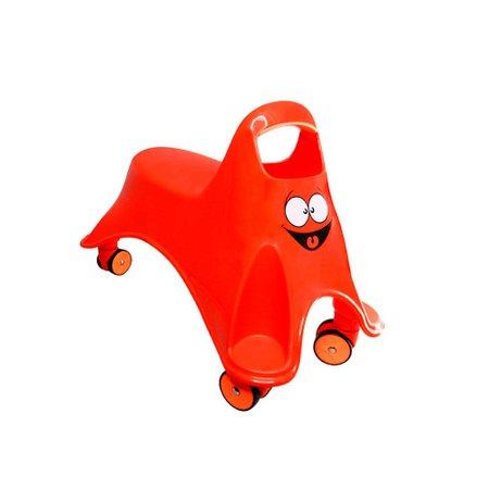 Andador Meus Primeiros Passos Googlie Vermelho - Astro Toys
