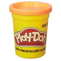 Massinha Play Doh Pote Individual Laranja 112g - Hasbro