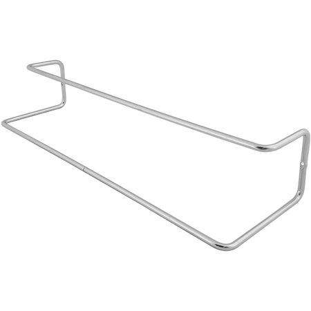 Toalheiro Porta Toalhas De Banho Parede Duplo 50 cm Luxo Aço