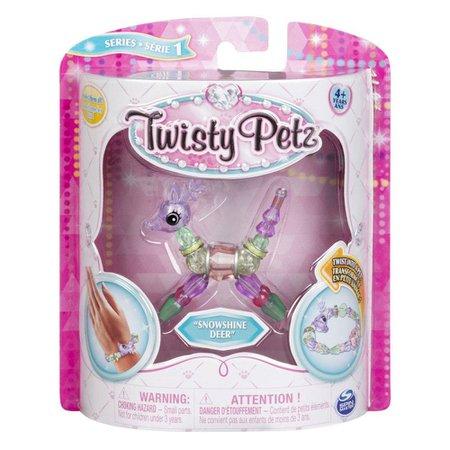 Twisty Petz Single Snowshine Deer - Sunny