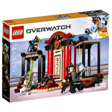 Lego Overwatch 75971 Hanzo vs. Genji - Lego