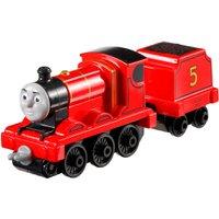 Locomotiva Thomas e seus Amigos James - Mattel