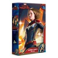 Quebra Cabeça Capitã Marvel 200 Peças - Toyster