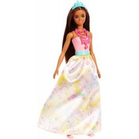Barbie Dreamtopia Princesa Morena - Mattel
