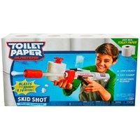 Lançador de Papel Toilet Paper Blaster - Candide
