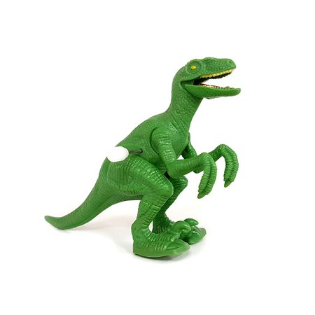 Mighty Megassauro à corda Velociraptor - Fun Divirta-se