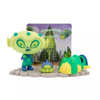 Playset Boneco Hero Eggs Alien - Candide