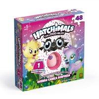 Puzzle 48 Peças Hatchimals com Ovo Surpresa - GROW