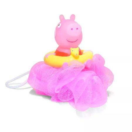 Peppa Pig Esponja de Banho - DTC