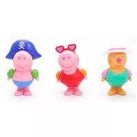Peppa Pig Brinquedo de Banho Chua Chua - DTC