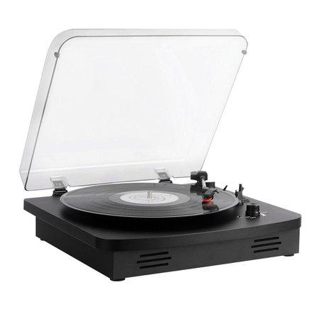 Vitrola Nostalgic Jazz Goldship 10w Rms Bluetooth 4.1v Bivolt