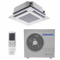 Ar Condicionado Split Cassete 4 Vias Digital Inverter 18000 BTUs Q/F Samsung AC018
